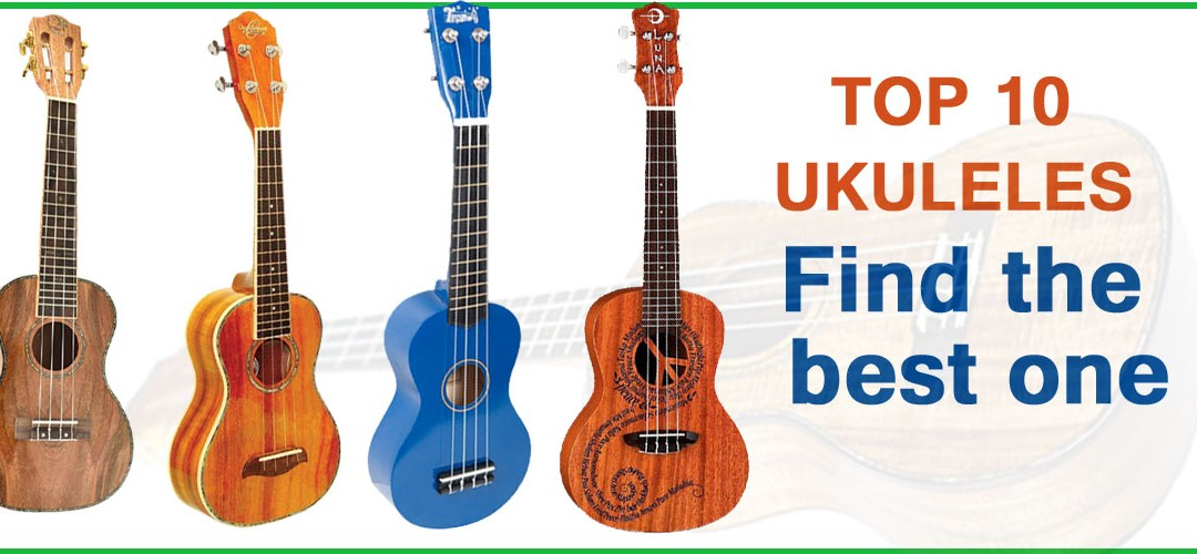Ukulele Buying Guide From Top Expert Ukulele Teacher