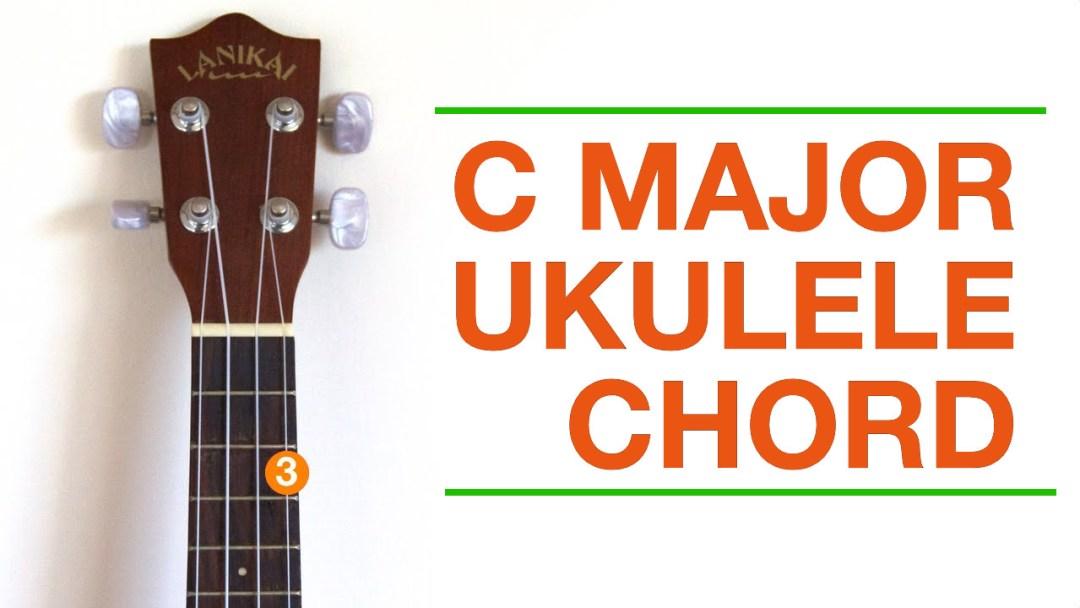 How To Play Ukulele F Major Chord Read Ukulele Learning Guide