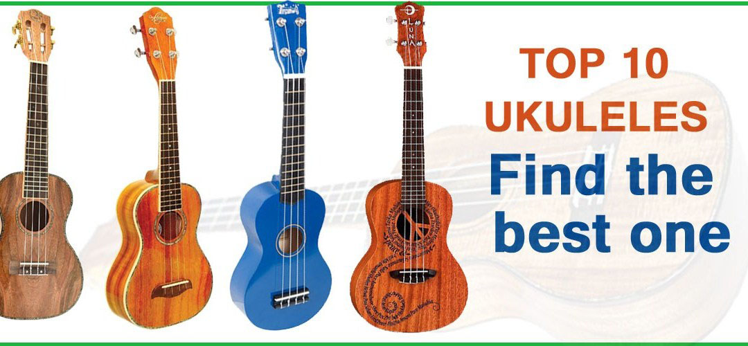 Best Ukulele Buying Guide and Reviews For All Types of Ukulele Lover