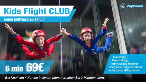 Kids flight CLUB