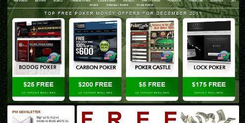 Instant Poker Money