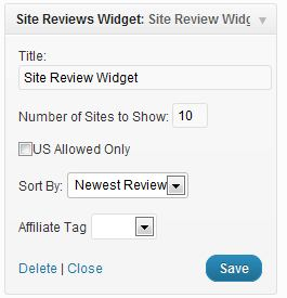Custom Widget 1
