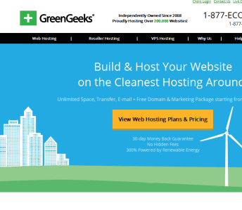 green geeks hosting