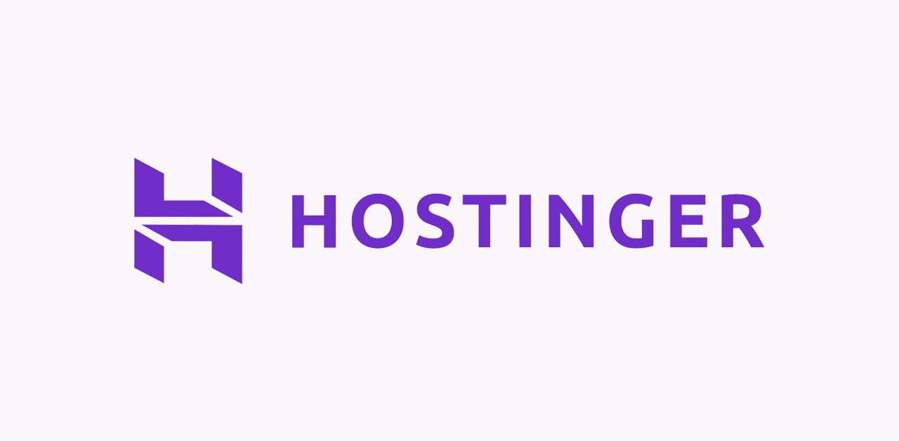 Hostinger - window hosting services