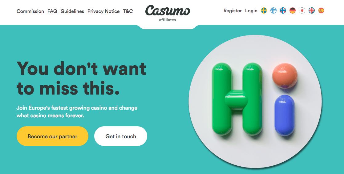 CASUMO AFFILIATES