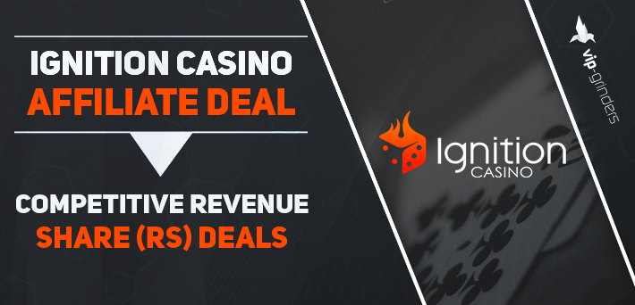 ignition-casino-affiliate-deal - Gambling affiliate programs