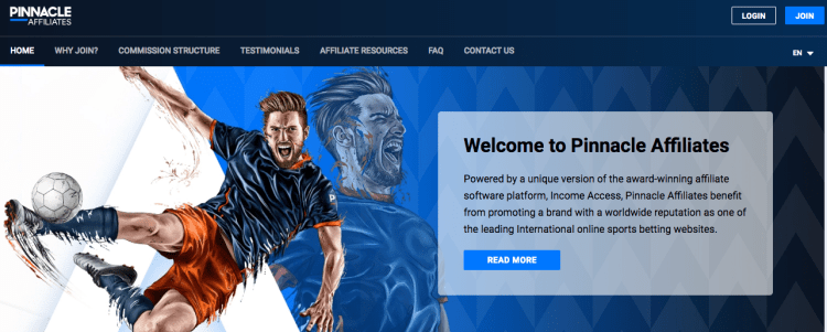 sports betting affiliates