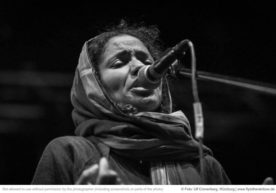 Nneka– Fotogalerie Konzert Hafensommer Würzburg 2019