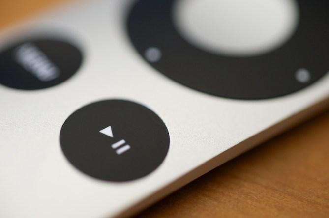 Apple Remote // © Ulf Cronenberg, Würzburg