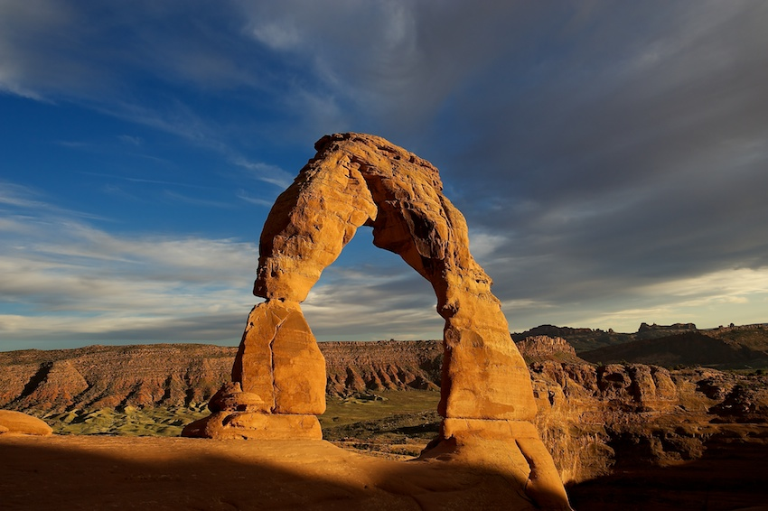 USA-Urlaub (1) – Arches National Park, Utah