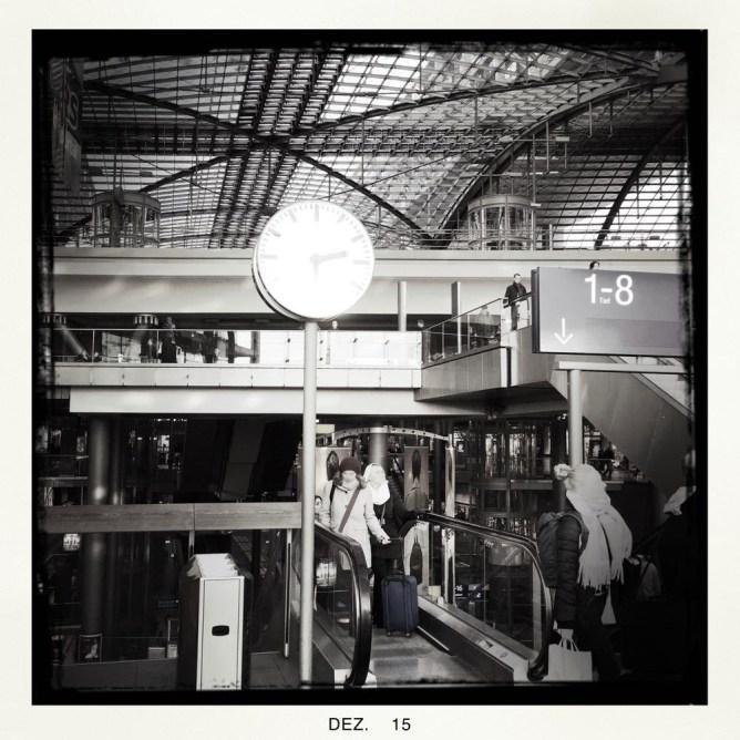 Hauptbahnhof Berlin || © Ulf Cronenberg, Würzburg