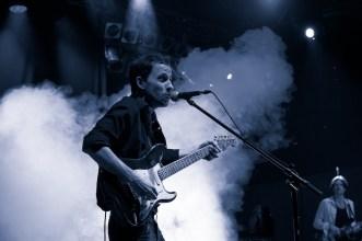 Gitarrist der Band // Foto: © Ulf Cronenberg, Würzburg