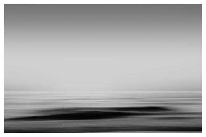 Meerimpression No. 1 // Foto: © Ulf Cronenberg, Würzburg