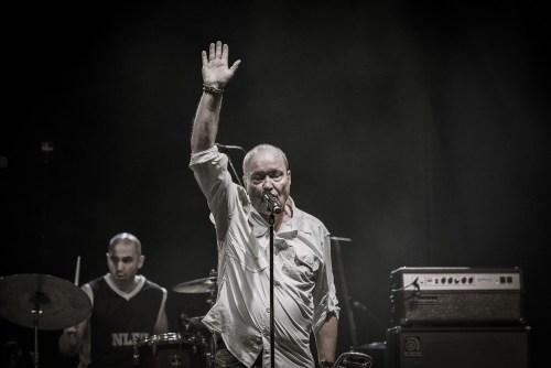 Nils Landgren Funk Unit - Hafensommer Würzburg 2017    Foto: Ulf Cronenberg
