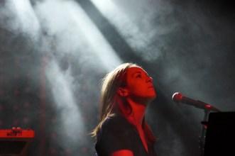 Sophie Hunger, Würzburger Hafensommer 2013 // Foto: © Ulf Cronenberg, Würzburg