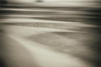 Strandspuren No. 2 || Foto: © Ulf Cronenberg