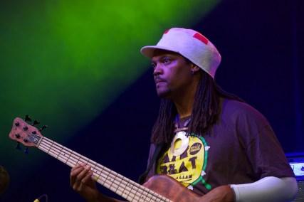 Bassist || Foto: © Ulf Cronenberg, Würzburg