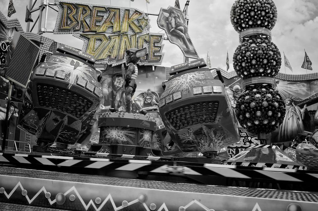 Break Dance, Kiliani Würzburg Juli 2014 || Foto: © Ulf Cronenberg