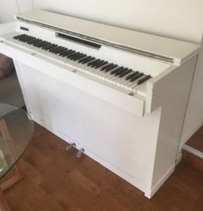 Vad kostar det att flytta ett mindre piano