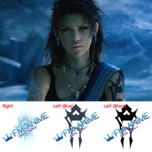 Final Fantasy Tattoo Stickers Cosplay