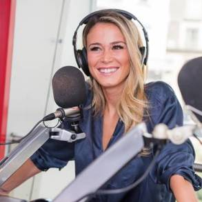 Diletta leotta radio 105 fm-world