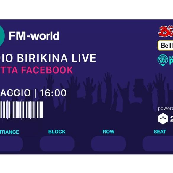 fm live radio birikina fm world