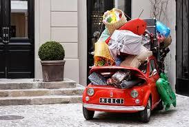 accidente de tráfico en vacaciones