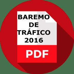baremo de tráfico - descargar pdf