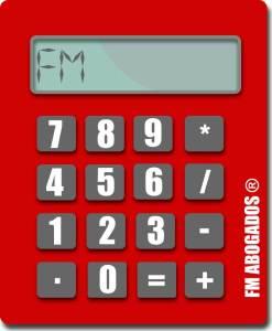 calculadora indemnización accidente tráfico - FM Abogados