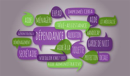 Aides au domicile-aide administrative à domicile