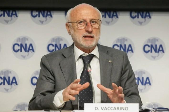 vaccarino   F-Mag Vaccini, la CNA pronta a contribuire alla campagna