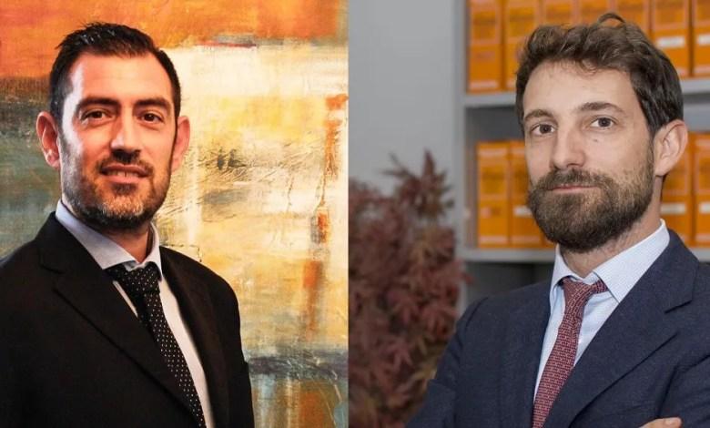 Francesco Savio e Emanuele Serina, Unione Nazionale Giovani Dottori Commercialisti ed Esperti Contabili