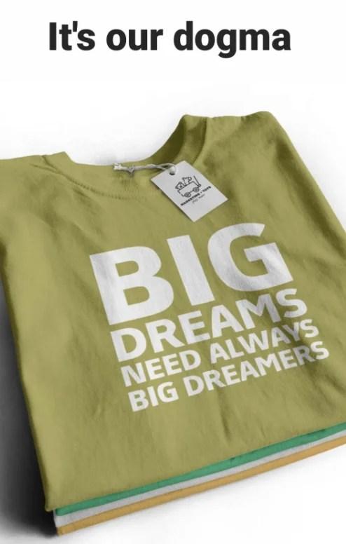 big dreams | F-Mag L'immaginazione è il nuovo Romanticismo che può cambiare le aziende (e mettere al centro il valore umano)