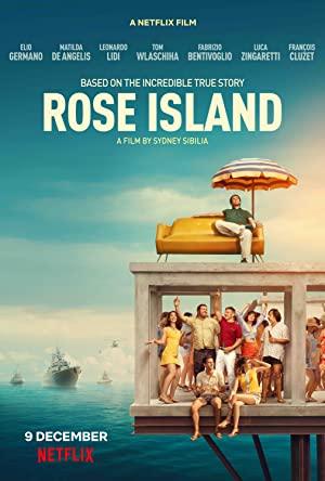 Rose Island poster
