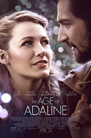The Age of Adaline poster