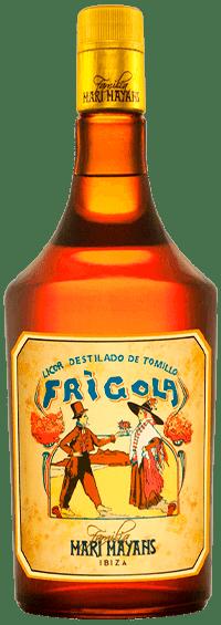 Botella Frígola Familia Marí Mayans