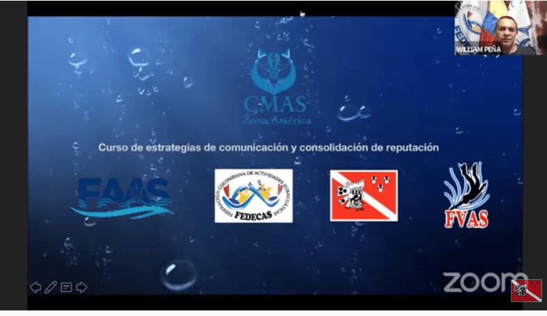 Realiza FMAS yCMAS Zona América primer encuentro de comunicación para Federaciones