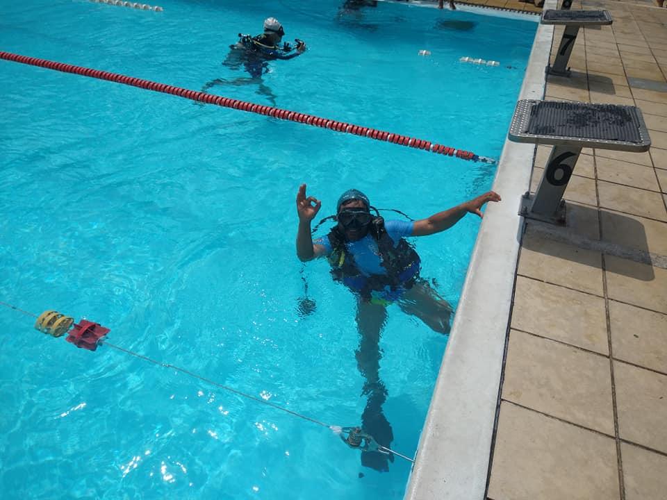"""Asiste la FMAS a la primer Capacitación y Campeonato Nacional e Internacional de Buceo Deportivo de Competencia """"Sport Diving"""""""