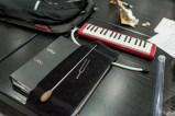 Equipment unseres Chorleiters