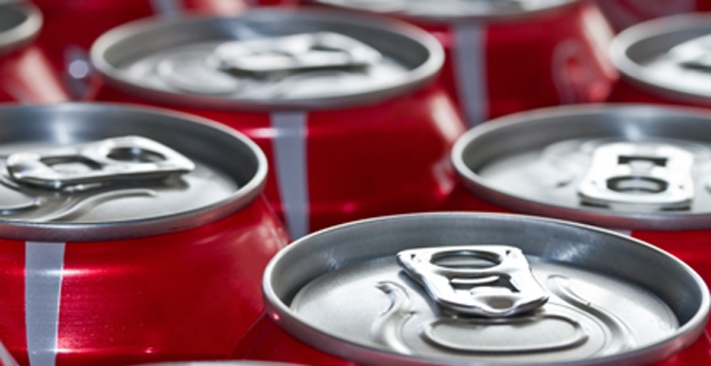 Drinks cans shipments increase by 2 per cent