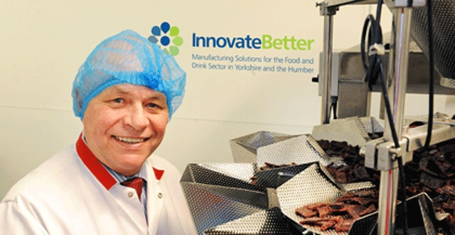 Food and drink firms set to benefit from robotics and automation funding