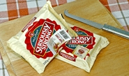 Seriously® Strong Cheddar encourages  trialling of spreadable