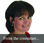 From the consumer…
