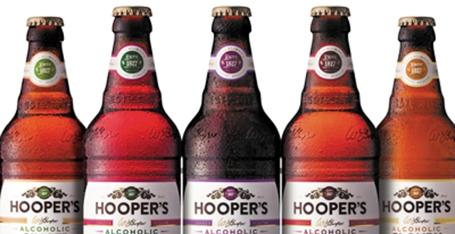 Hooch puts the 'Ooomp' back into the off trade 'Ready To Drink' market