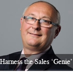 Retailers Must Harness Sales 'Genie'