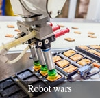 Robot scores