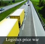 Winning the logistics price war