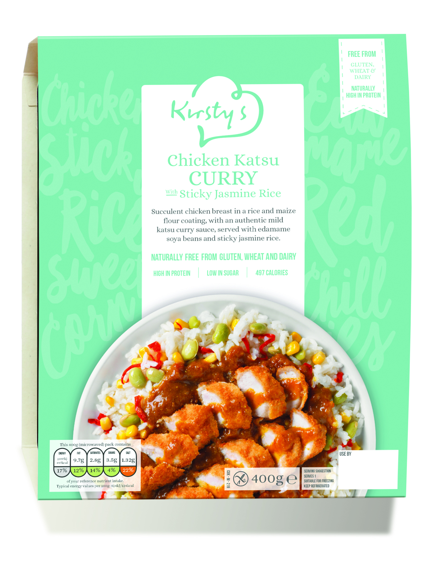 Kirstys Curry Fmcg Ceo