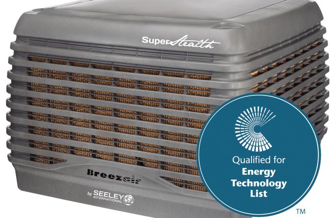 Breezair makes Energy technology List