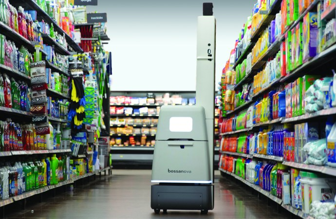 Meet the robots transforming retail